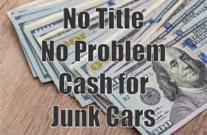 sell my junk car for $500