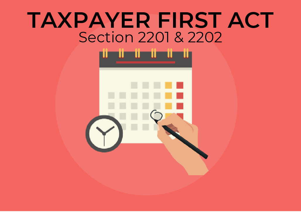 taxpayer first act 2020