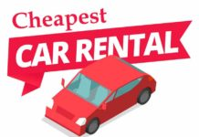 rent a car for a month for 300