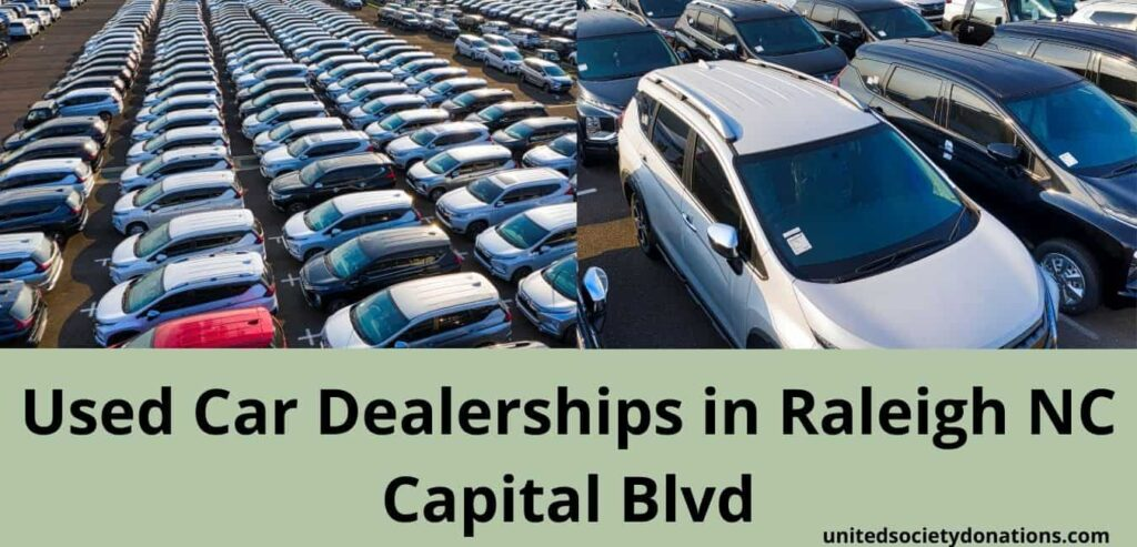 used car dealerships in Raleigh NC capital blvd