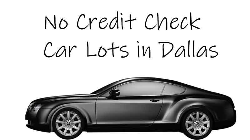 No Credit Check lots in Dallas