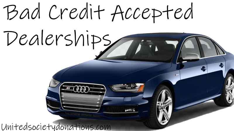 bad credit car lots dallas texas