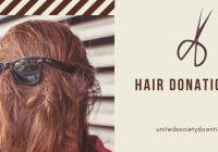 hair donation in Ohio